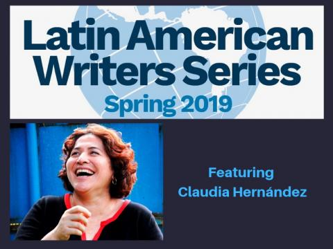 The Latin American Writers Series - Claudia Hernández