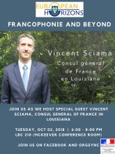 Francophonie and Beyond