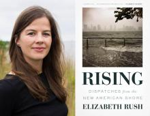 Cover of Rising by Elizabeth Rush